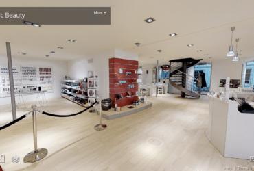 Kosmetikstudio Brugg, 360° Rundgang